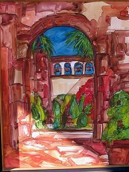 Mission San Juan by Michelle Gonzalez