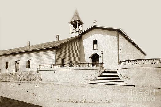 California Views Mr Pat Hathaway Archives - Mission San Luis Obispo circa 1890