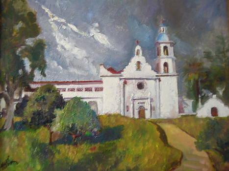 Luz Perez - Mission San Luis Rey