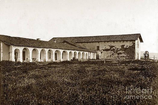 California Views Mr Pat Hathaway Archives - Mission San Miguel Arcangel California  circa 1900