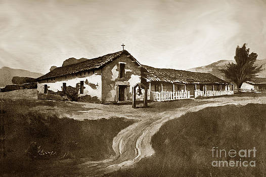 California Views Mr Pat Hathaway Archives - Mission San Rafael California  circa 1880