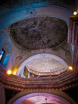 Mission San Xavier del Bac by Mary Nash-Pyott
