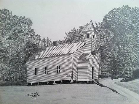 Missionary Baptist Church by Tony Clark