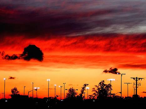 Mississippi Skyline by Jeremy Johnson