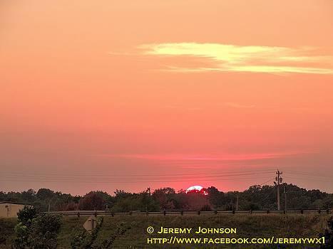 Mississippi Sunset by Jeremy Johnson