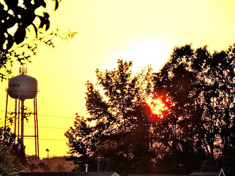 Mississippi Water Tower  by Jeremy Johnson
