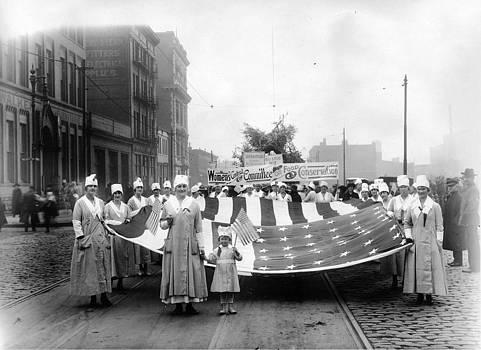 Steve K - Missouri Women March 1918