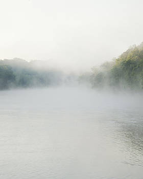 Mist on Water 1 by Kate Johnson