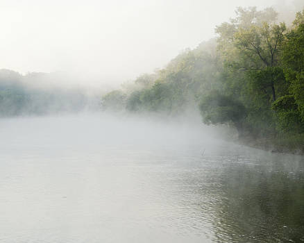 Mist on Water 2 by Kate Johnson