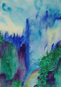 Mist by Phoenix Simpson