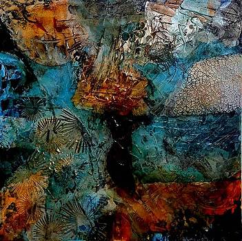 Mistery In Blue by Brigitte Willener