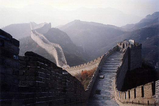 Mistic Wall by Douglas Martin