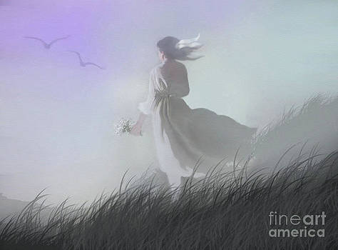 Misty Encounter by Robert Foster
