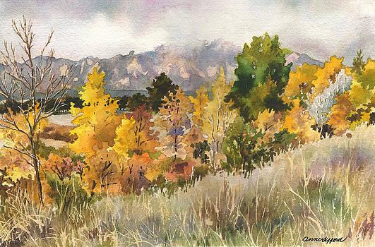 Anne Gifford - Misty Fall Day