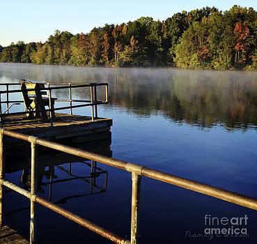 Nancy Stein - Misty Fall Morning