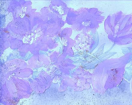 Anne-Elizabeth Whiteway - Misty Lavender Mood