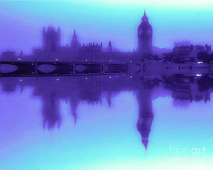 Algirdas Lukas - Misty London Reflection