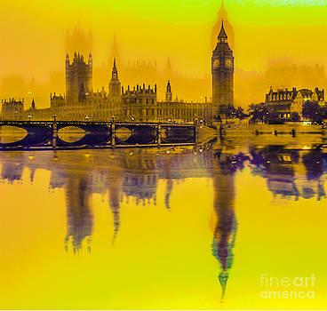Algirdas Lukas - Misty London ReflectionS