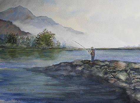 Misty Morning by Jan Cipolla