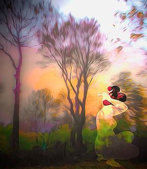 Algirdas Lukas - Misty mornings vision