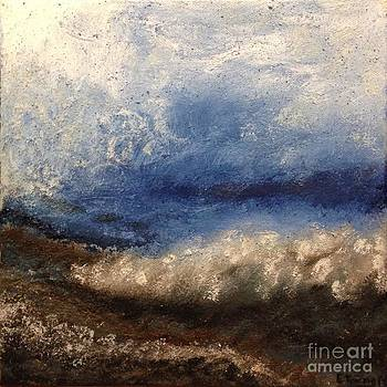 Misty Shores by Emily Young