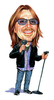 Mitch Hedberg by Art