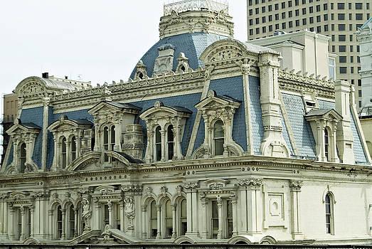 Devinder Sangha - Mitchell Building