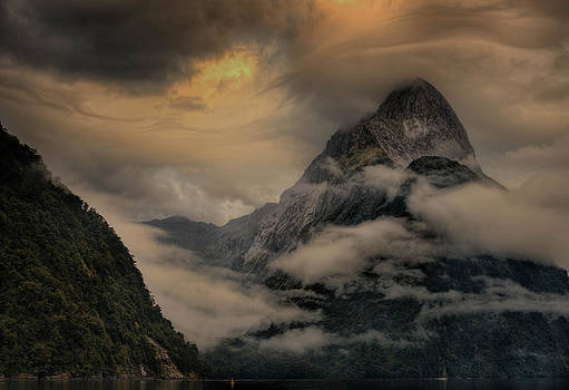 Mitre Peak by Mike Jacobs
