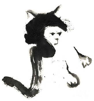 Ellen Miffitt - Mitts the cat