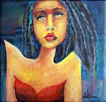 Mixed Chick by Hope Mastroianni