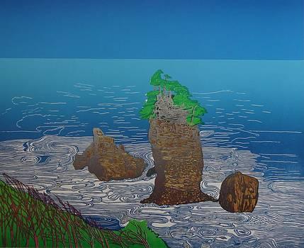 Miyako Bay by Jarle Rosseland