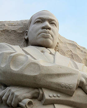 MLK Memorial by Brian M Lumley
