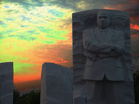 MLK Sunset by Geoffrey McLean