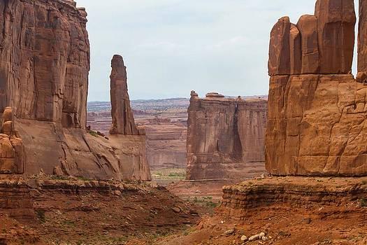 Moab Landscape by Rick Otto