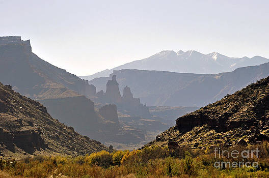 Moab Utah  by Juls Adams