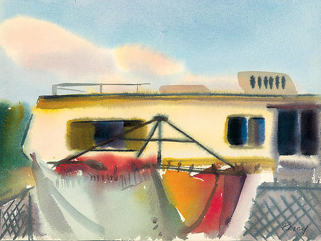 Mobile Home by Pat Percy