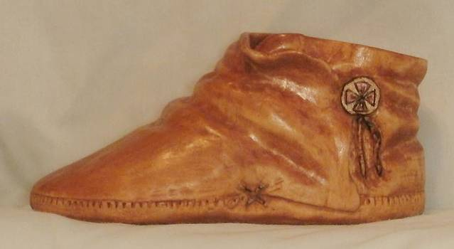 Moccasin by Russell Ellingsworth