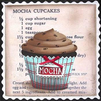 Mocha Cupcake by Catherine Holman