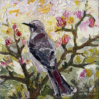 Ginette Callaway - Mockingbird by my Window