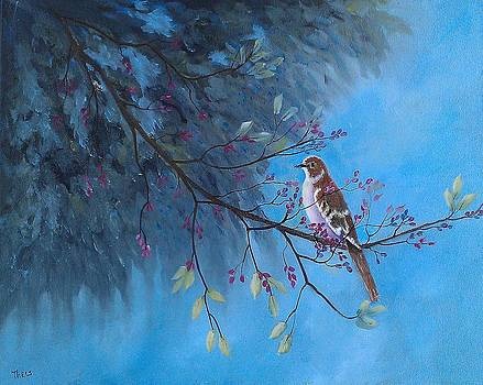 Mockingbird Happiness by Suzanne Theis