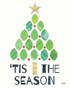 Mod Christmas Ii by Melissa Averinos