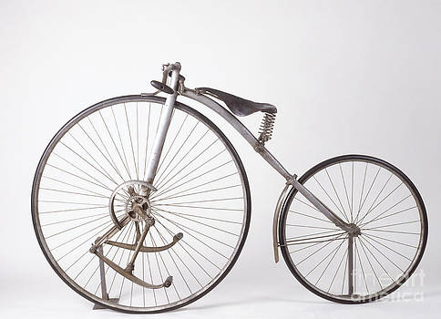 Clive Streeter  Dorling Kindersley  Science Museum London - Model Of A Facile Bicycle