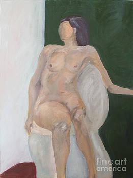 Model by Simonne Mina