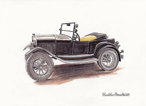 Model T.  by Heather Stinnett