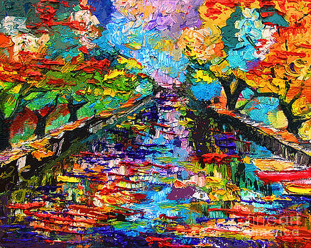 Ginette Callaway - Modern Annecy France Decor