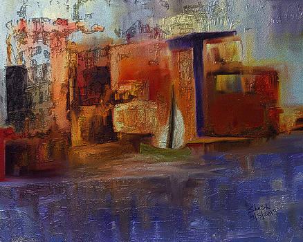 Shesh Tantry - modern Art 03
