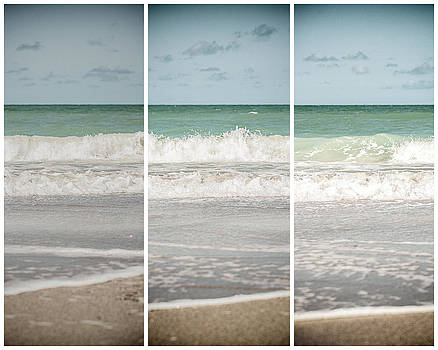 Lisa Russo - Modern Beach Tryptych