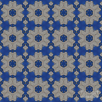 Beverly Claire Kaiya - Modern Buidlings Into Moroccan Tile 1