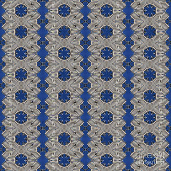 Beverly Claire Kaiya - Modern Buidlings Into Moroccan Tile 2