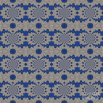 Beverly Claire Kaiya - Modern Buidlings Into Moroccan Tile 3